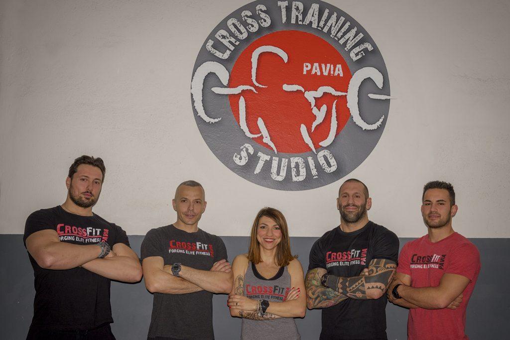 CrossFit Pavia 4. anniversario